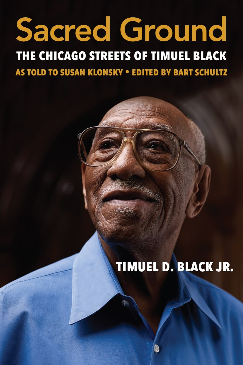 "Treasuring History: A Review of ""Sacred Ground"" by Timuel Black"